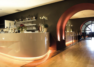 Picture of bar counter Hotel Kupferberg terraces
